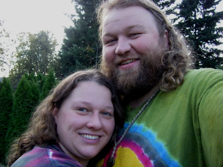 Erik and Amanda.